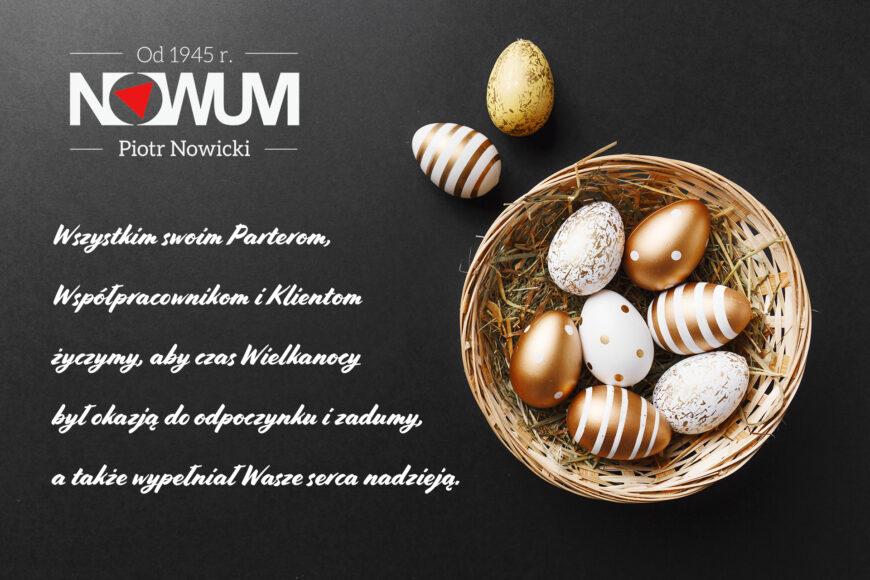 Wesołych świąt Wielkiej Nocy!